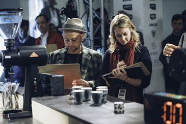 The London Coffee Festival 2020 Winner Of The First Coffee
