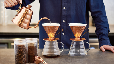 The rise and rise of the Hario V60