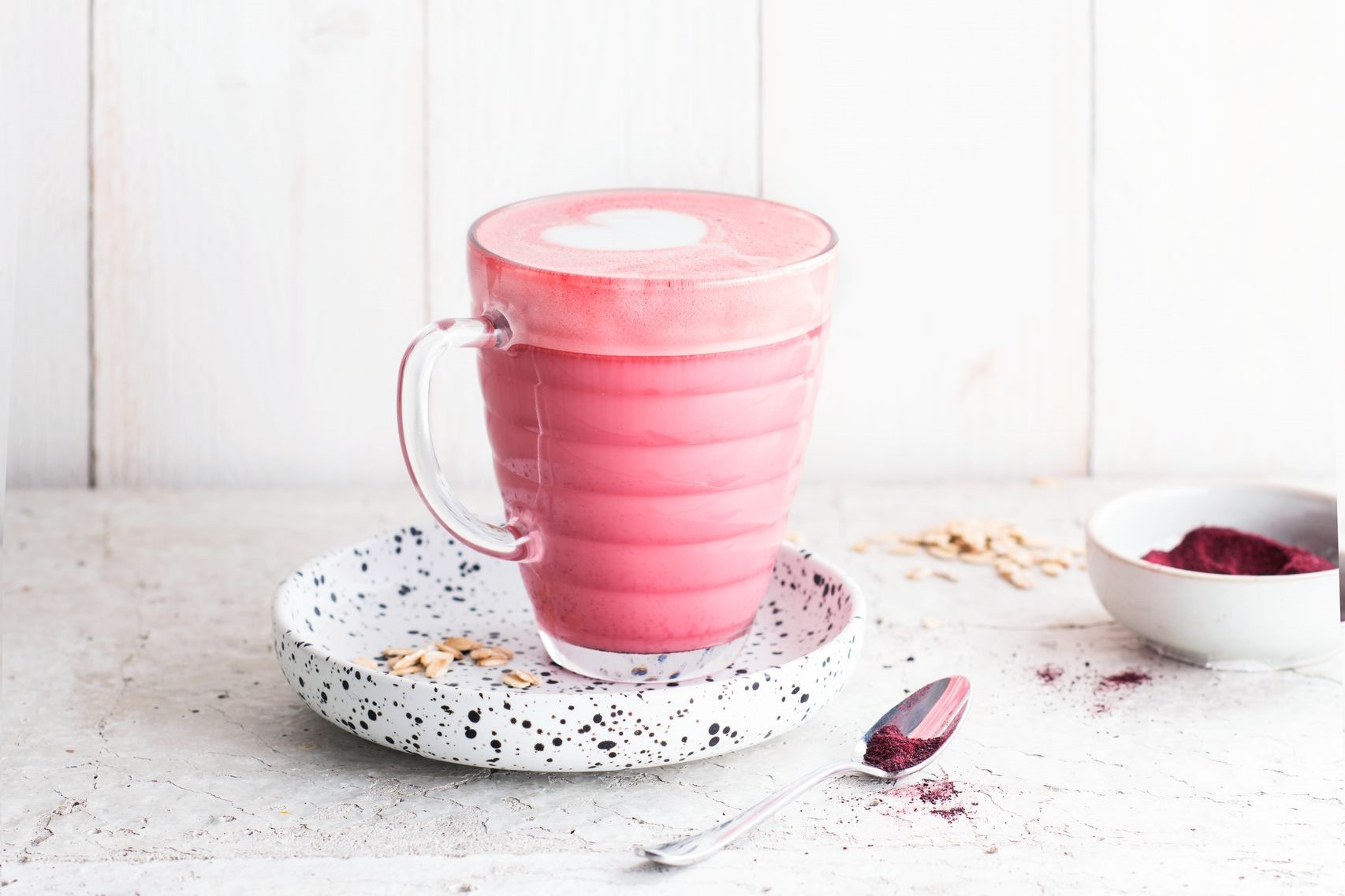 Beetroot Latte Recipe